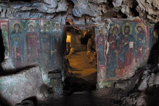 Σπήλαιο Αγίας Σοφίας Μυλοποτάμου Κύθηρα