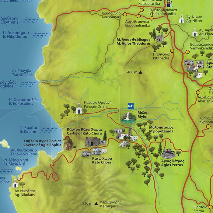 Λεπτομέρια χάρτη