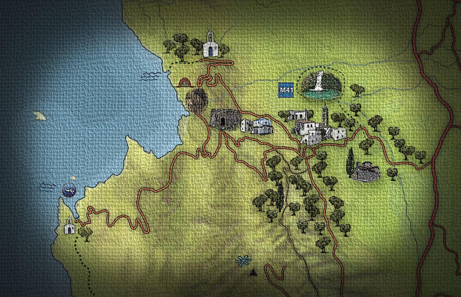 mylopotamos map