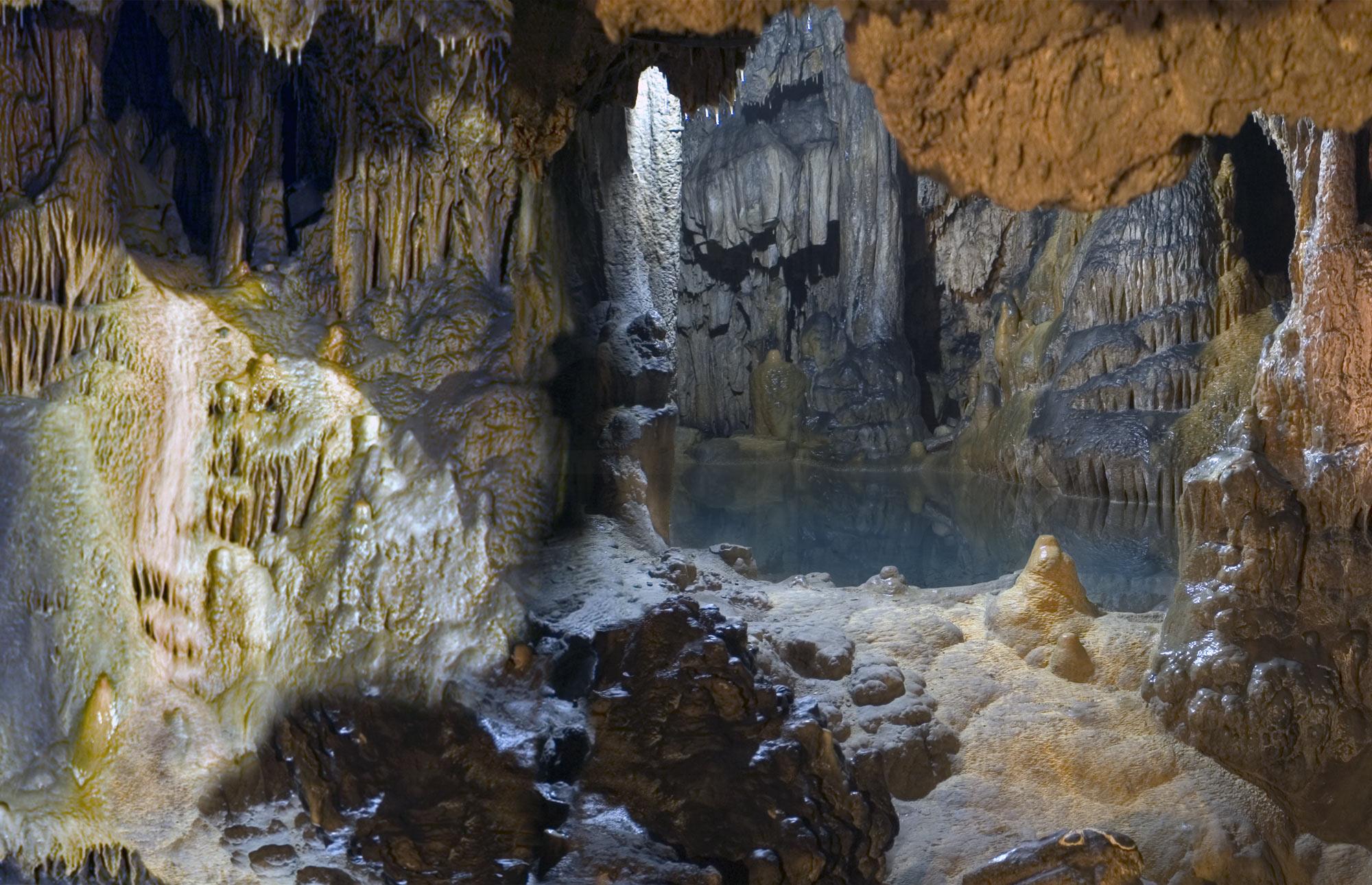 Σταλακτίτες σπηλαίου