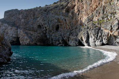 Παραλία Καλάμι Κύθηρα